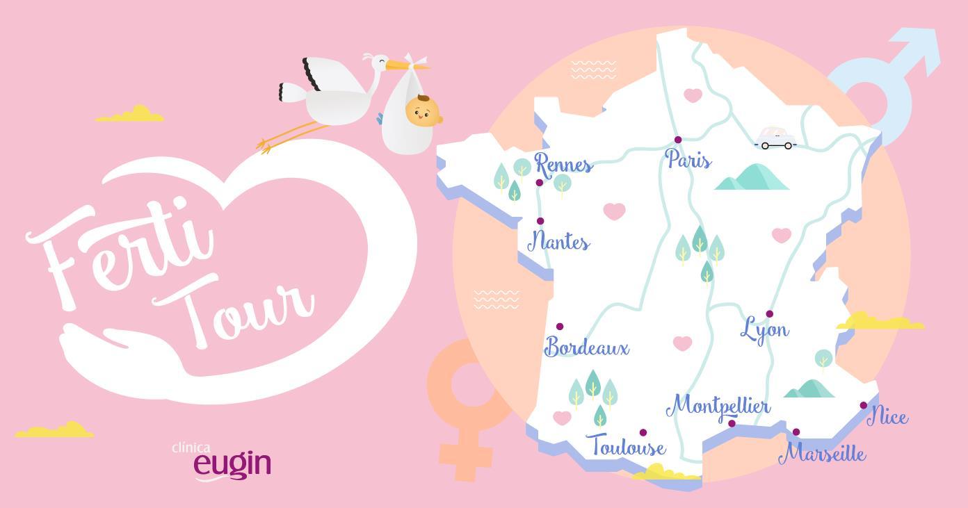 Eugin fait son tour de France!