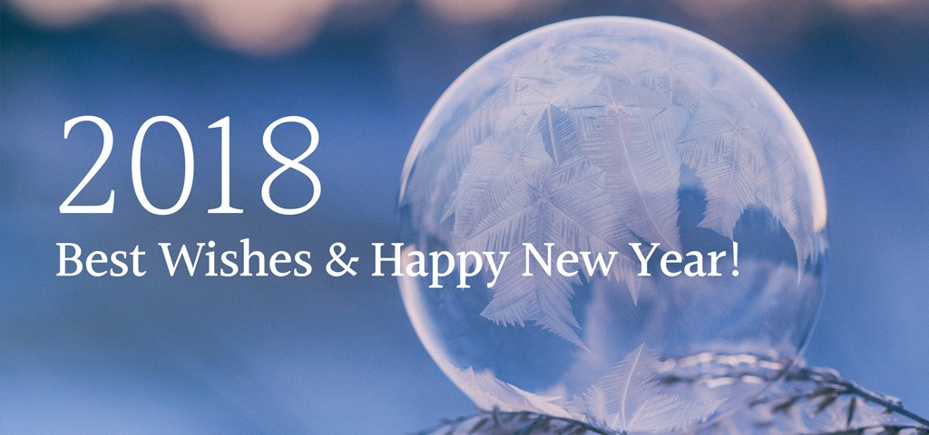 Une année 2018 remplie d'espoir : nous souhaitons vous aider à y parvenir