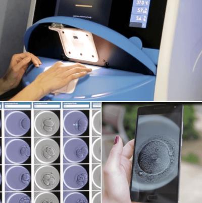 Les 5 avantages de la nouvelle technologie EmbryoScope+
