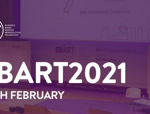 Eugin réunit certains des plus grands spécialistes en matière de PMA lors du congrès international EBART 2021